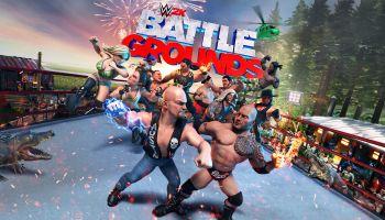Indianapolis WWE 2K Battlegrounds giveaway
